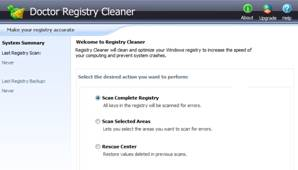 PC Health Optimizer Registry Cleaner