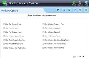 PC Health Optimizer Privacy Cleaner