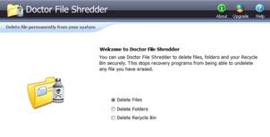 PC Health Optimizer File Shredder