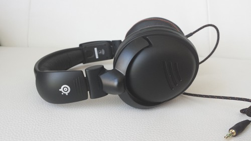 SteelSeries 5HV3 finition