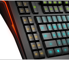 clavier apex macros
