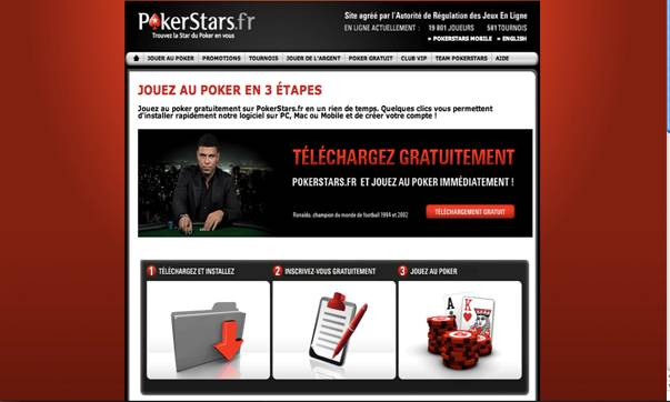 installation du logiciel pokerstars tplpc com. Black Bedroom Furniture Sets. Home Design Ideas