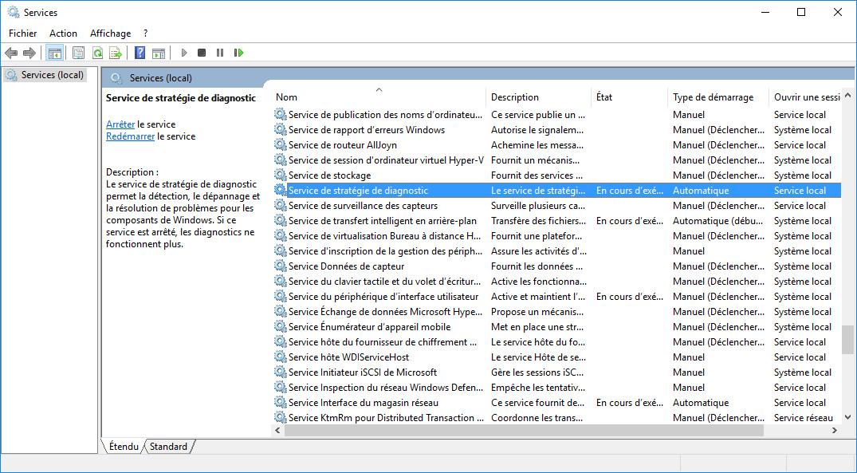 Nettoyer Windows 10 et supprimer ses trackers