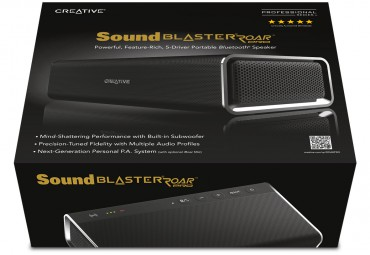 Sound Blaster Roar Pro Boite