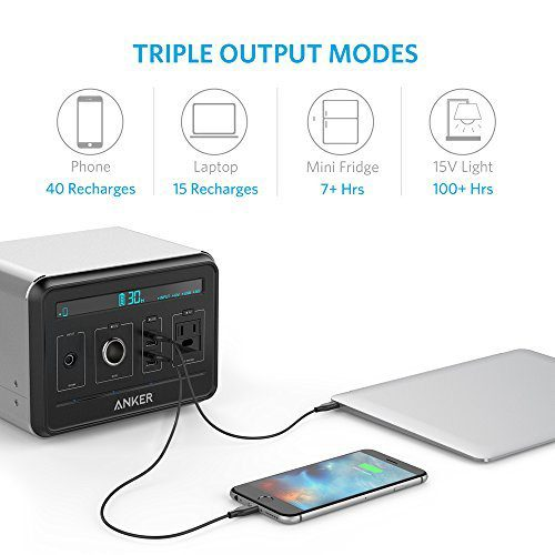 Batterie portable Anker Powerhouse