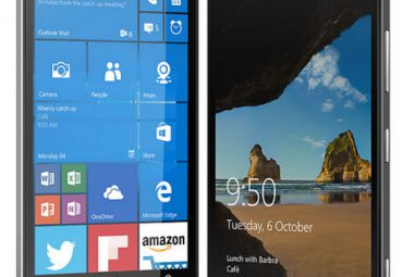 Windows 10 mobile 64bits