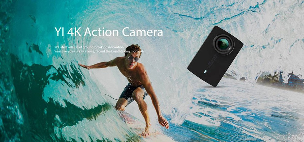 Xiaomi YI 2 action cam