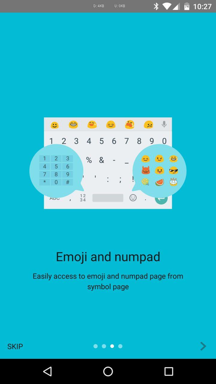 Google Keyboard 5.0 emoji