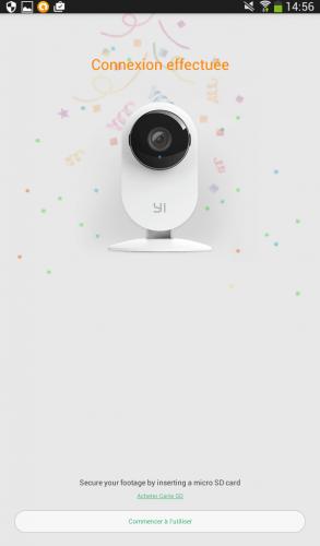 XiaoYi Cam Configuration 5