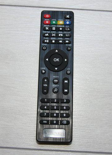 box TV Sunvell Q-Box télécommande Kodi