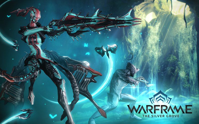 warframe the silver grove