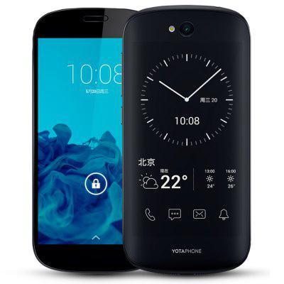 Yotaphone 2 widget