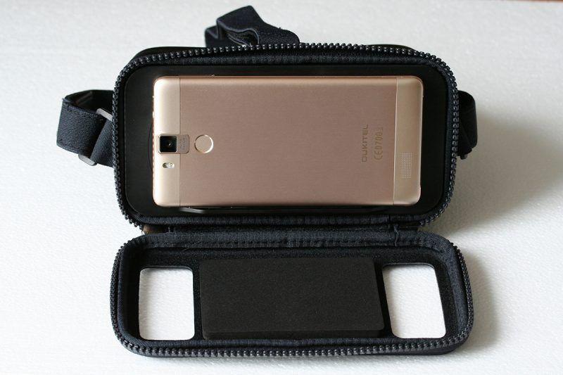Xiaomi Mi VR Play emplacement smartphone