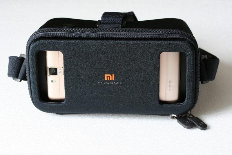 Xiaomi Mi VR Play en ordre de marche