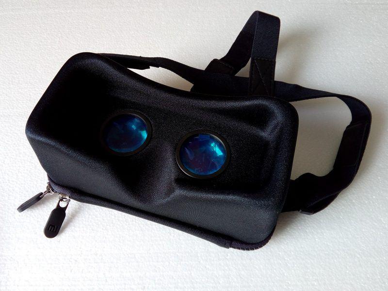 Xiaomi Mi VR Play côté visage