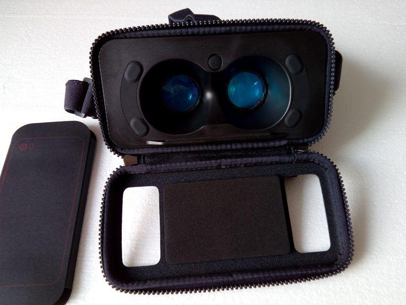 Xiaomi Mi VR Play ouverture
