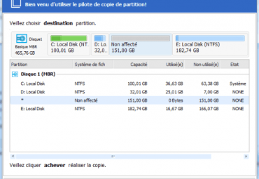 copier partition