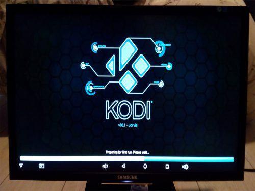 Mise à jour Kodi