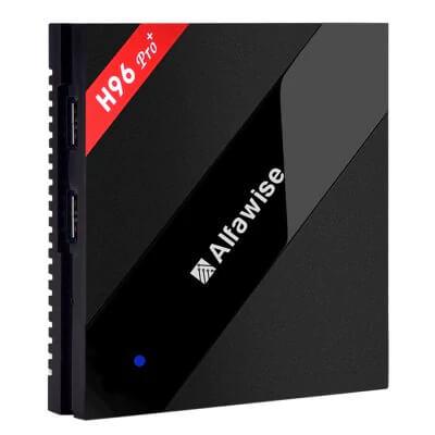 Alfawise H96 Pro+ TV Box