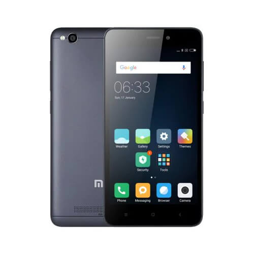 Xiaomi Redmi 4A Gris