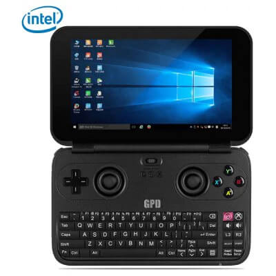 Console PC GPD Win en Z8750