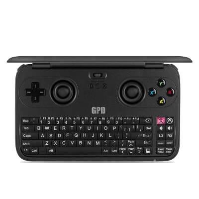 GPD Win clavier de la console