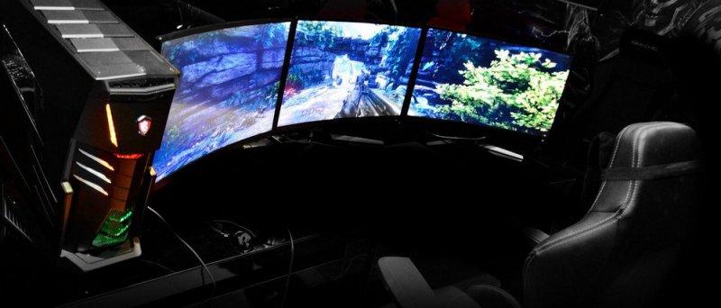 écran jeux vidéo