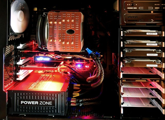 disque dur ordinateur
